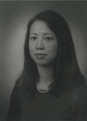 Grace Lin, MD: 2003-2004 Chief Resident