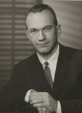 J. Russell Little Jr., MD: 1961-1962 Chief Resident
