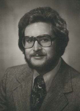Kenneth Ludmerer, MD: 1978-1979 Chief Resident