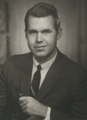 David Martz, MD: 1969-1970 Chief Resident