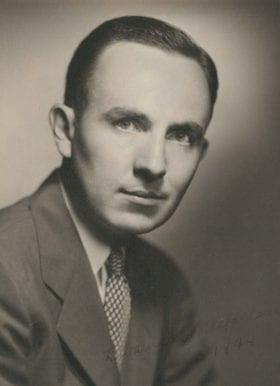 L. Wayland McFarlane, MD: 1943-1944 Chief Resident