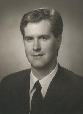 Clark McKenzie, MD: 1994-1995 Chief Resident