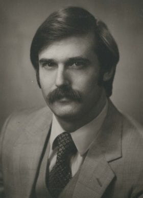 Victor Meltzer, MD: 1980-1981 Chief Resident