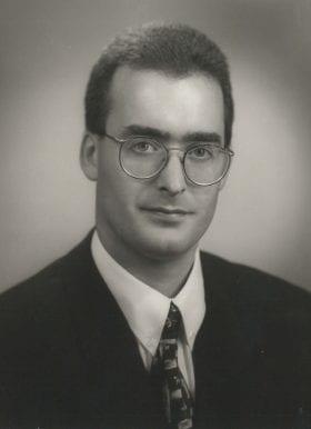 Raphael Merriman, MD: 1996-1997 Chief Resident