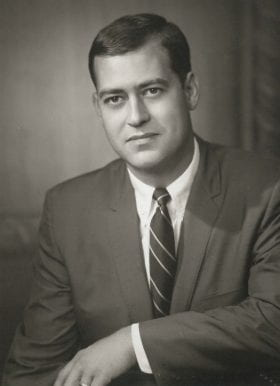 Edward Miller, MD: 1966-1967 Chief Resident