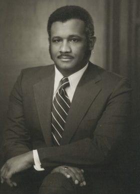 Aubrey Morrison, MD: 1975-1976 Chief Resident