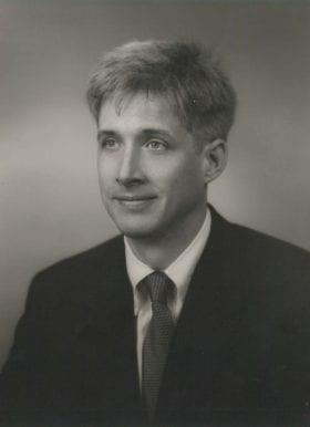 Michael Naughton, MD: 1999-2000 Chief Resident