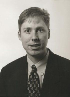 Trenton Nauser, MD: 1997-1998 Chief Resident
