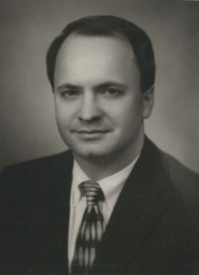 William Oellerich, MD: 1998-1999 Chief Resident