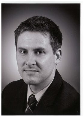 Andrew Owens, MD: 2005-2006 Chief Resident