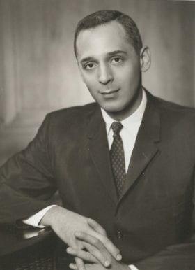 Robert Packman, MD: 1962-1963 Chief Resident