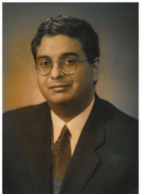 Subramaniam Pennathur, MD: 2001-2002 Chief Resident