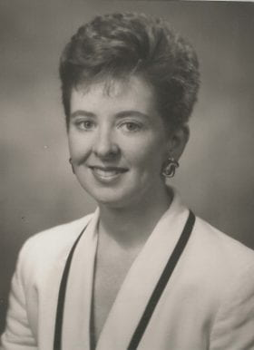 Anne Pittman, MD: 1990-1991 Chief Resident