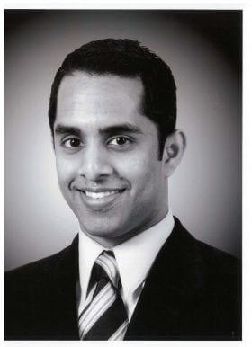 Bharath Reddy, MD: 2007-2008 Chief Resident