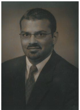 Sandeep Reddy, MD: 2004-2005 Chief Resident