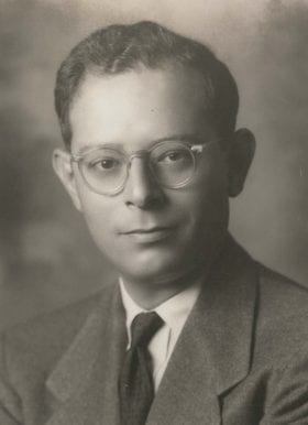 Seymour Reichlin, MD: 1951-1952 Chief Resident