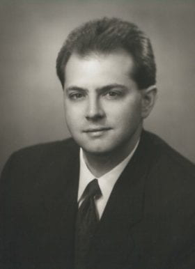 Dino Rocchia, MD: 1993-1994 Chief Resident