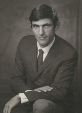 Michael Rosennfeld, MD: 1970-1971 Chief Resident