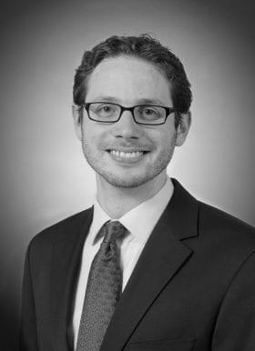 Aron Rosenstock, MD: 2012-2013 Chief Resident