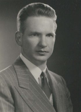 Ernest Rouse, MD: 1948-1949 Chief Resident