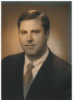 Scott Rypkema, MD: 2000-2001 Chief Resident