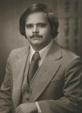 Julio Victor Santiago, MD: 1974-1975 Chief Resident