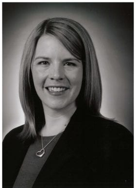 Heather Sateia, MD: 2011-2012 Chief Resident