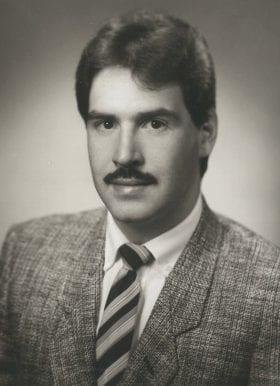 Dan Schuller, MD: 1990-1991 Chief Resident
