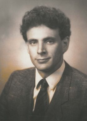 Steven Shapiro, MD: 1989-1990 Chief Resident