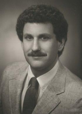 Robert Shuman, MD: 1986-1987 Chief Resident