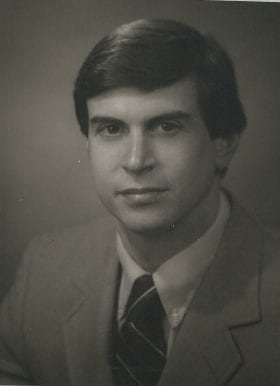 Donald Skor, MD: 1983-1984 Chief Resident
