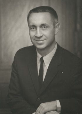 Jay Smith, MD: 1967-1968 Chief Resident