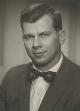 Ross Sommer, MD: 1955-1956 Chief Resident
