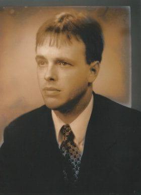 Richard Starlin, MD: 2001-2002 Chief Resident