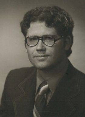 William Thompson, MD: 1976-1977 Chief Resident