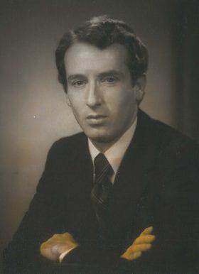 Elbert Trulock, MD: 1983-1984 Chief Resident