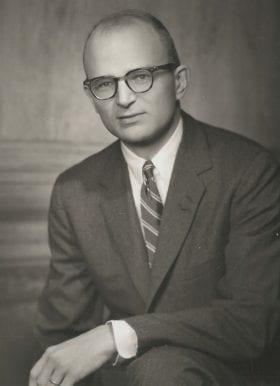 Robert Utiger, MD: 1963-1964 Chief Resident