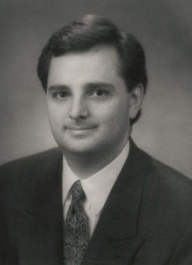 Robert Wade Jr., MD: 1996-1997 Chief Resident