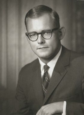 Peter Walsh, MD: 1965-1966 Chief Resident