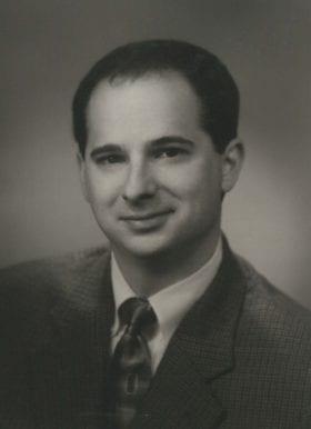 Scott Wasserstrom, MD: 1998-1999 Chief Resident