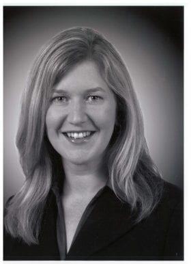 Caroline Wilker, MD: 2005-2006 Chief Resident