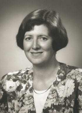 Michele Woodley, MD: 1991-1992 Chief Resident