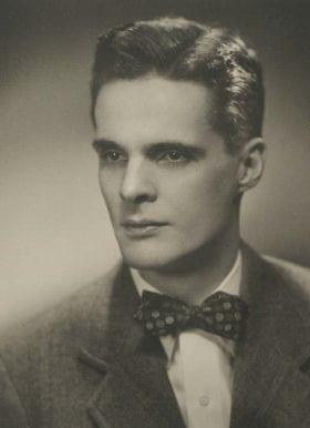 Charlton deSaussure, MD: 1949-1950 Chief Resident