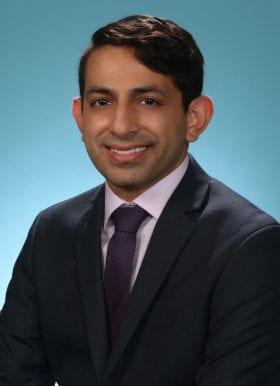 Chief Resident- Amaad Rana