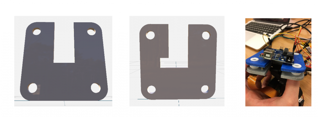 3-D Printed Base Plate