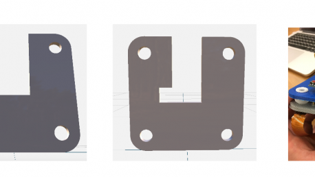 3-D Printed Base Plate