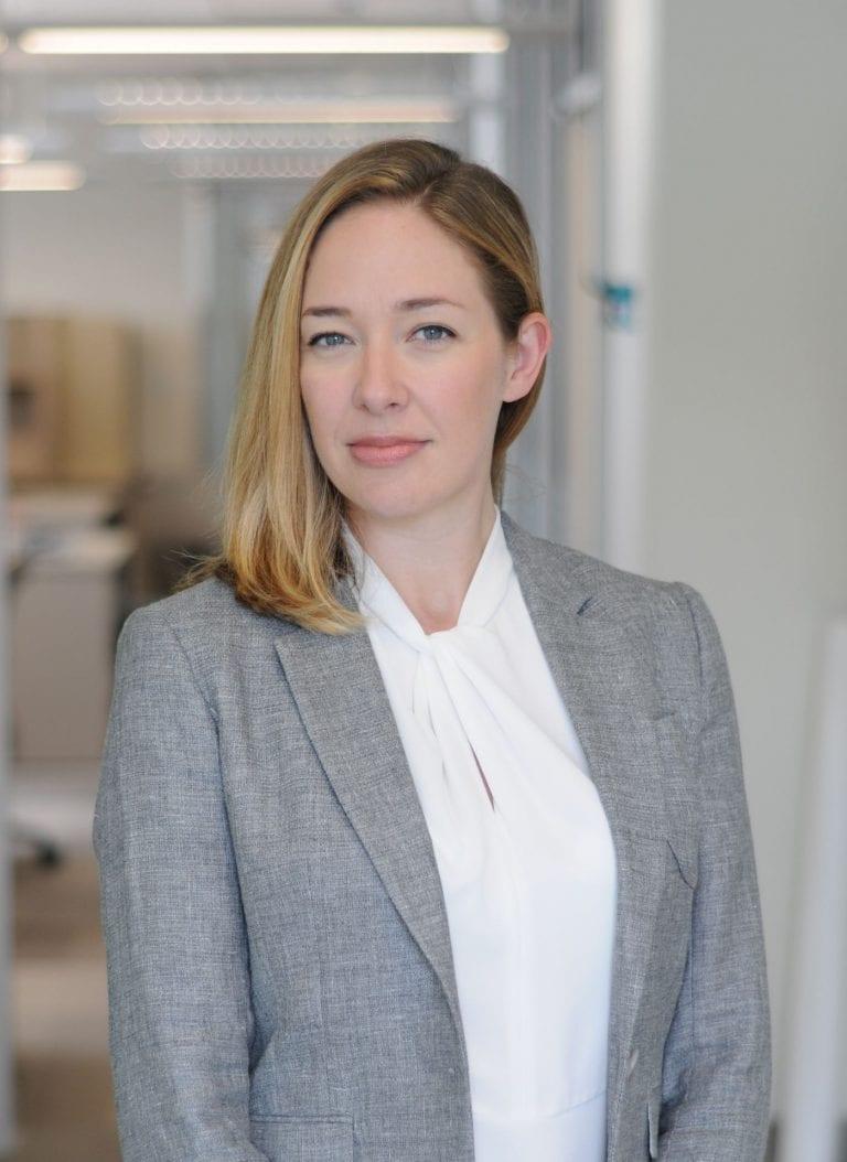 Samantha Morris named WUSM Distinguished Investigator