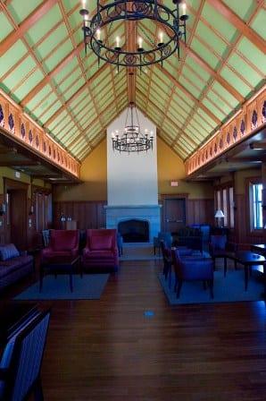the goldberg formal lounge