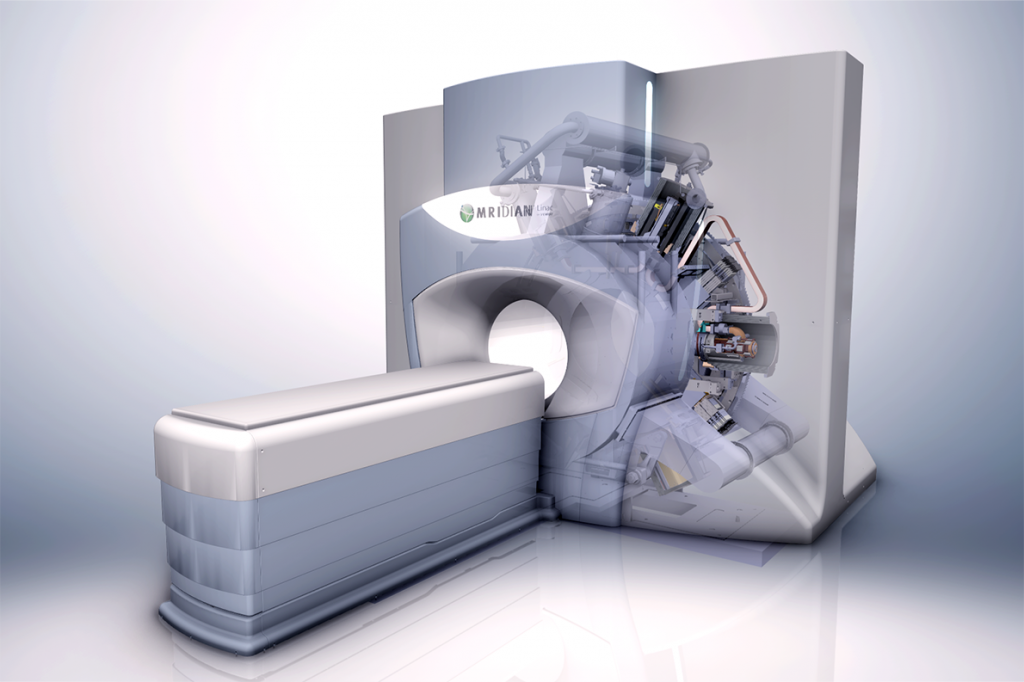 Department of Radiation Oncology to install MRIdian Linac