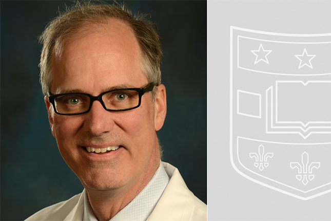Jeff Michalski, MD, receives Faculty Achievement Award